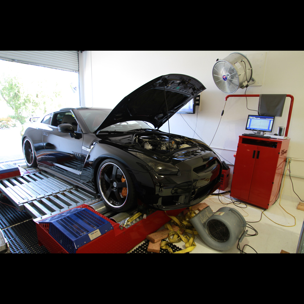 Nissan GTR Dyno Tuning | Delicious Tuning