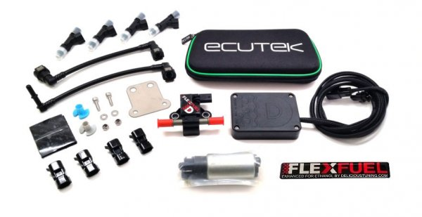 BRZ/FRS/86 Edelbrock Tuning, Fueling & Flex Fuel Package   Delicious