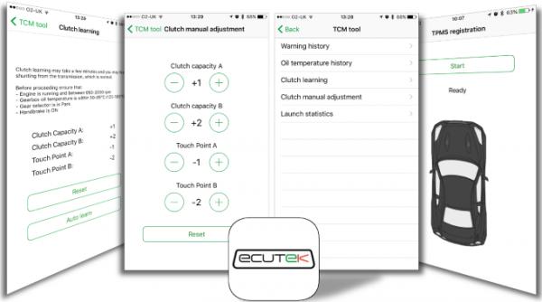 EcuTeK ECU Connect Bluetooth Interface | Delicious Tuning